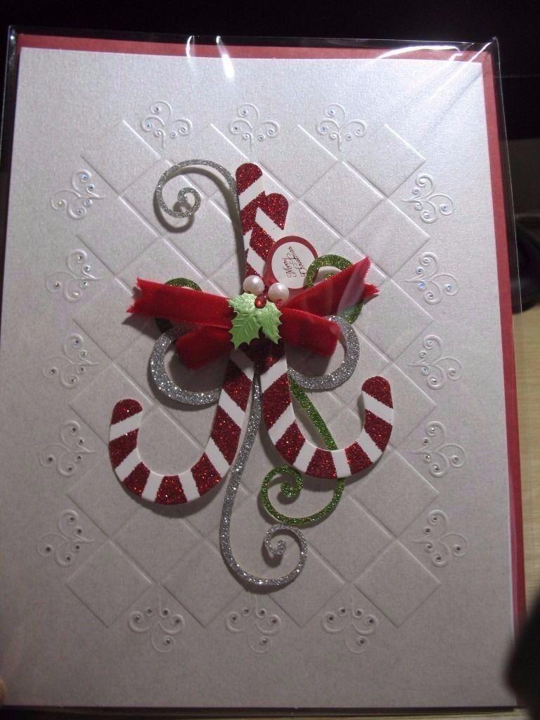 Hand crafted Christmas cards box of 30 Burgoyne make top quality ...