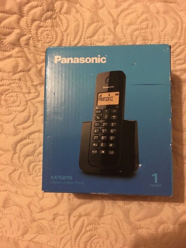 Brand new Panasonic phone
