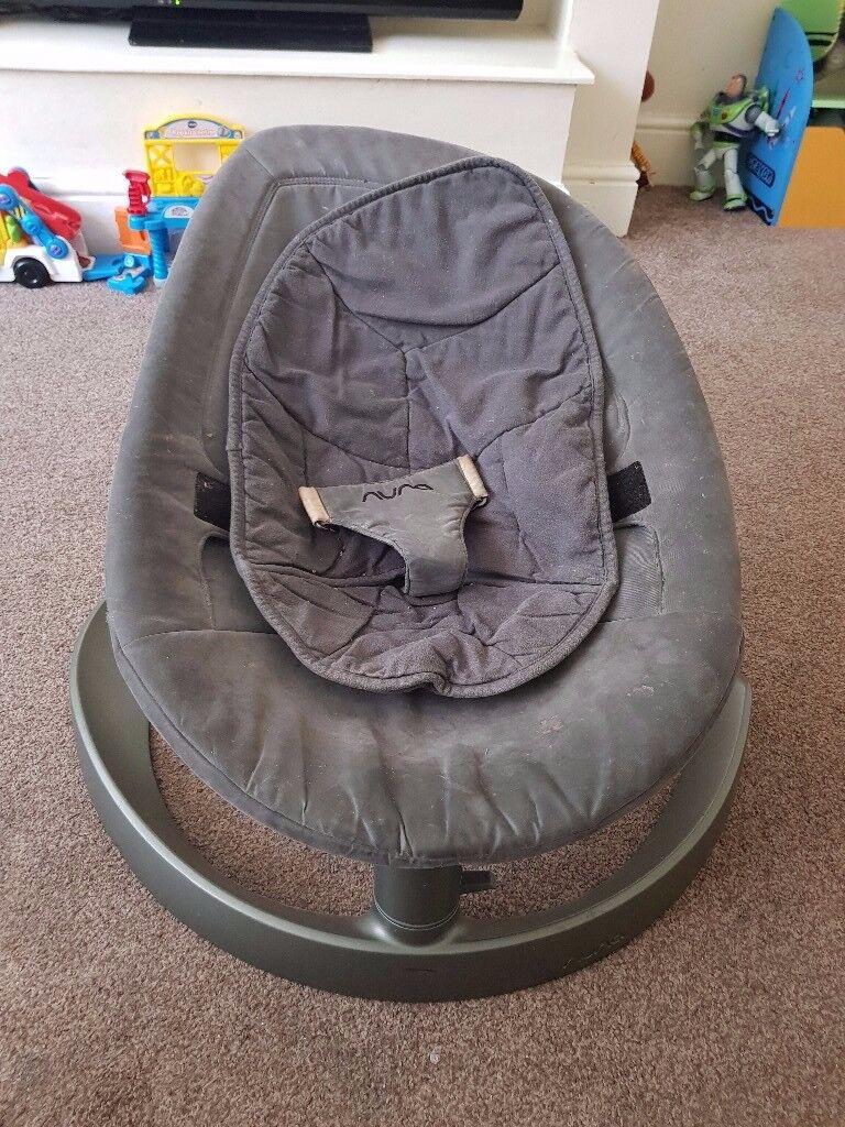 nuna leaf john lewis baby rocker toddler chair in west derby