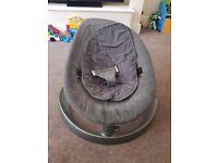 Nuna Leaf John Lewis baby rocker toddler chair