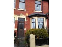 Lovely 3 Bed Property Central Blackpool, Bela Grove