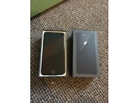iPhone 8 plus 64gb brand new space grey unlocked under apple warranty still in original plastic se