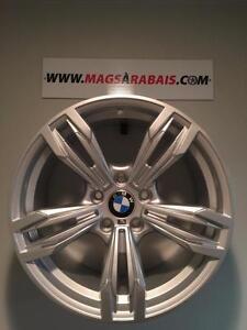 Mags BMW série 3, X1 18 pouces + 225/45/18 PIRELLI SOTTOZERO RUN FLAT