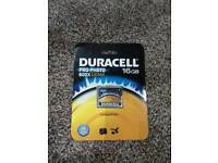Duracell 16gb Pro Photo 600x UDMA Flash Card