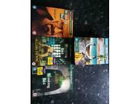 Breaking Bad DVDs - conplete set
