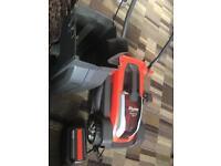 Battery lawnmower