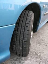 Peugeot 206 2door 1.6litre 16v Petrol