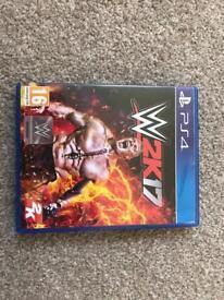 WWE 2K17 - PlayStation 4 (Goldberg Code included)