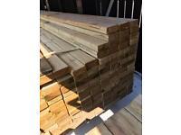Treated timber 4x2