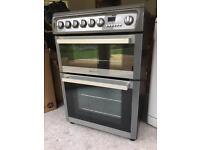 Hotpoint double oven EW74