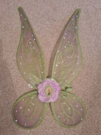 Disney store Tinker Bell Fairy wings