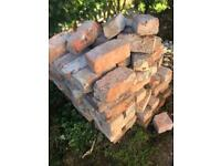 Belfast bricks and rustic pine beam