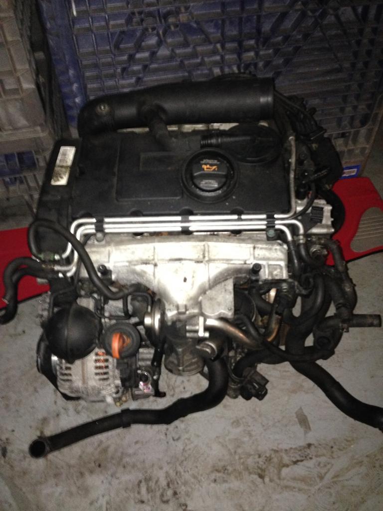 2.0 tdi engine bkd 98k complete