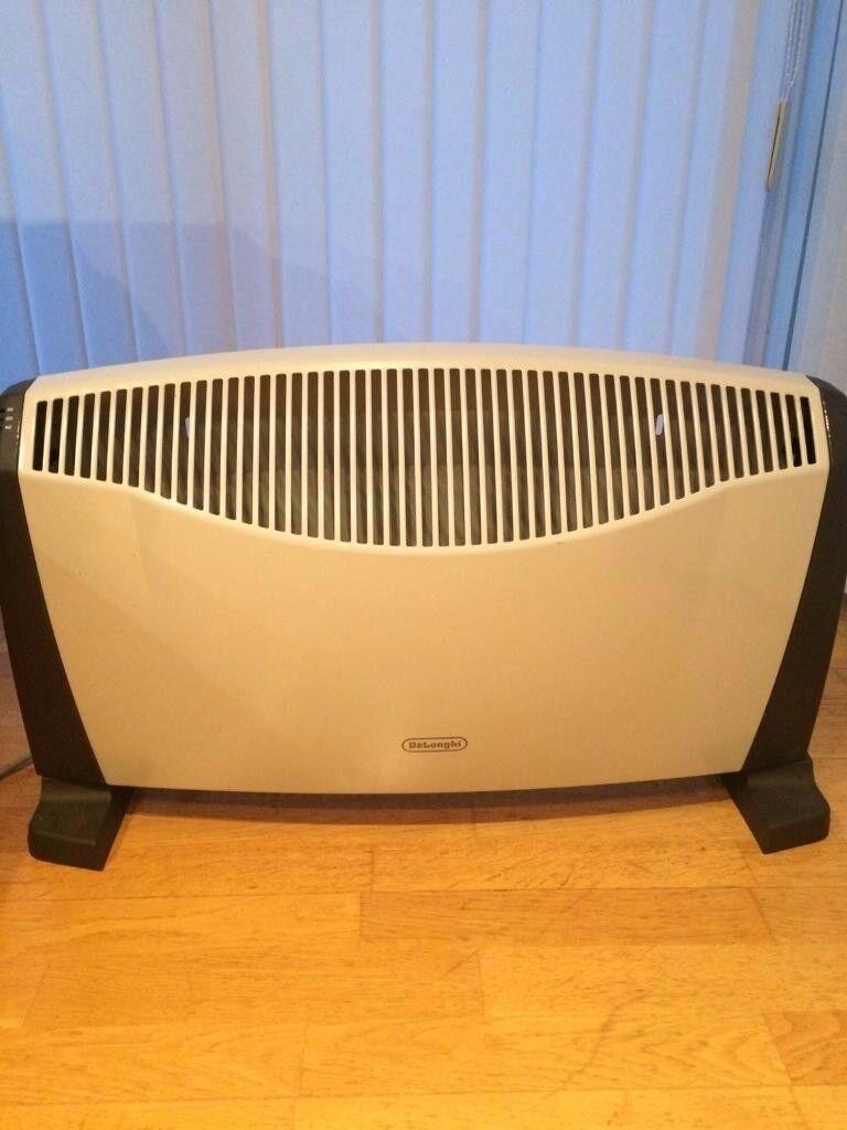 Portable electric convector heater £15