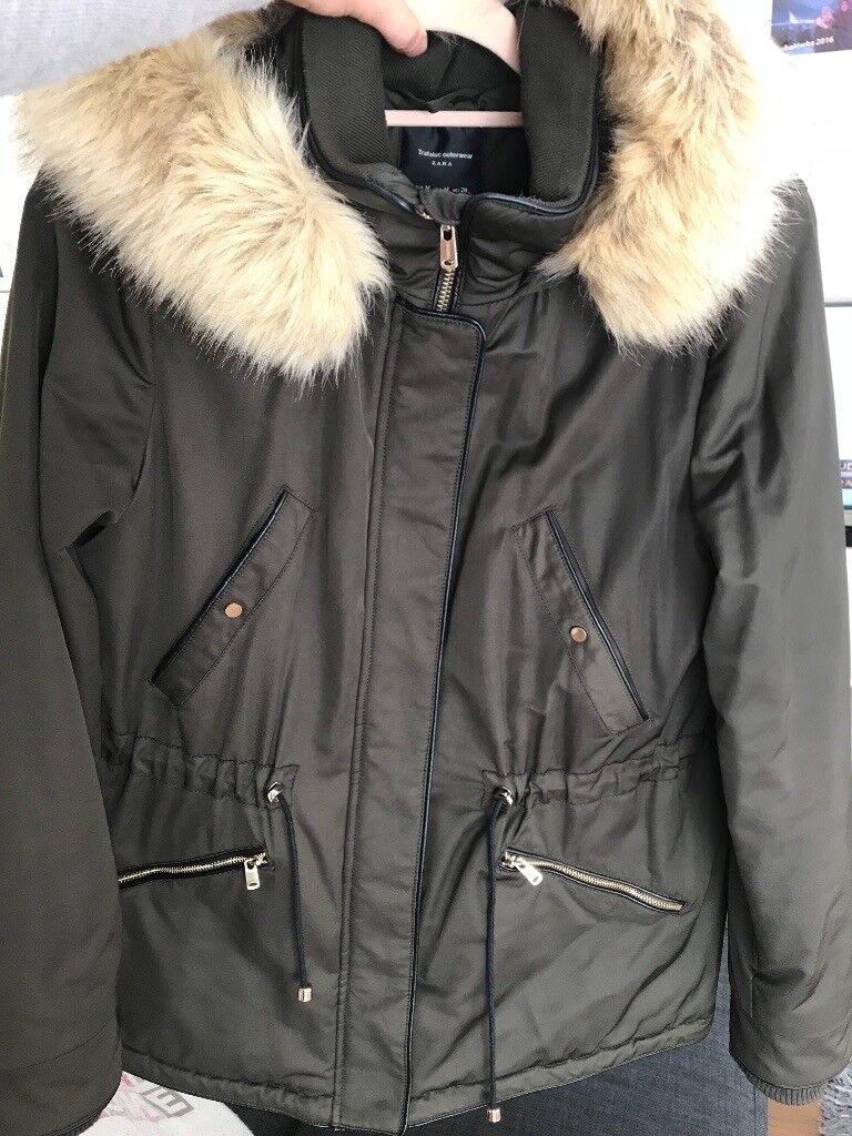 82d669e1 Winter Jacket Zara | in Dundee | Gumtree