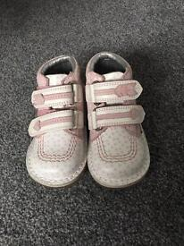 Infant kickers boots size 7