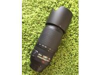 Nikon 70-300 AF-S VR zoom