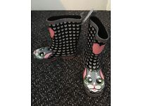 New with tags wellies size 35(2)