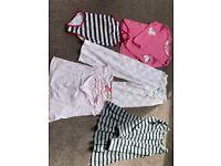 Girls Age 9 bundle (NEXT) dress, swimsuit, tops, pyjamas
