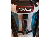 Titleist lightweight golf cart bag