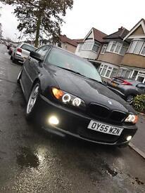 BMW 320cd 3 series e46 sapphire black cheap
