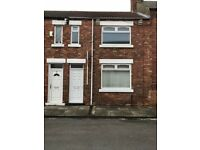 Two bed property on Melrose Street, Hartlepool