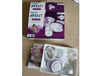 Philips avent electric breast pump in vgc