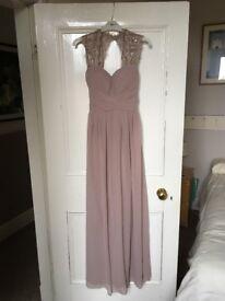 Stunning bridesmaid/party/prom dress