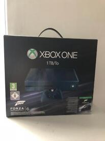Xbox one Forza edn 1TB