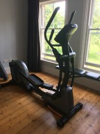 Nordic Trak Pro-Form Healthrider Eliptical + free weight bench!