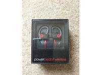 Wireless Beats headphones earphones - power beats 2 DR DRE