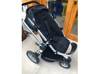 Quinny Buzz Pram with cover
