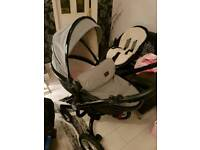 Silver cross limited edition travel system