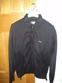 """Ted Baker men's """"lite"""" black bomber jacket extra large"""