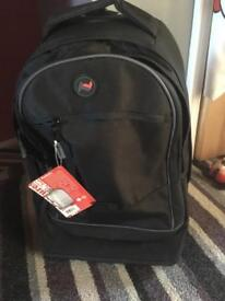 Tuff luv backpack hold-all luggage on wheels