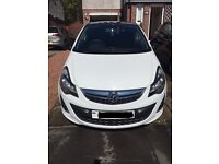 62 Plate Limited Edition Vauxhall Corsa