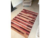 Good Quality Rug, Professionally Cleaned. Excellent Condition