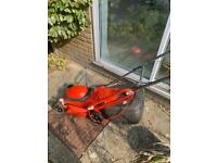 LAWN MOWER MUST GO TOMORROW - ANY PRICE