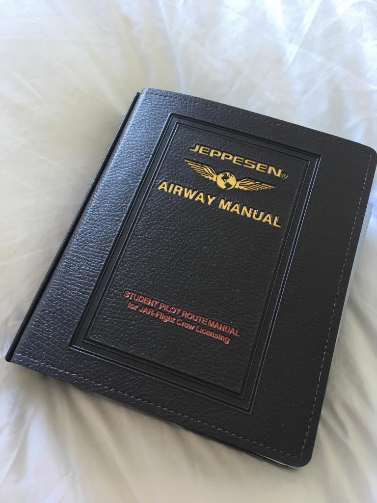 Jeppesen Pilot Route Manual