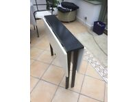 Folding Kitchen Table- Ideal for flat or small kitchen