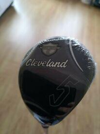 1 x Genuine Cleveland Ladies Classic XL No.5 Fairway 18.0* W-Flex Graphite R/H