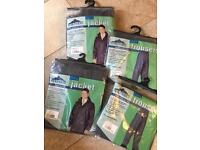 Sealtex Portwest Jackets & Trousers (NEW) - 2 Sets Available In Sizes Large & Extra Large