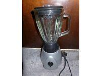 Tesco glass blender / liquidiser