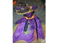 Witch Halloween costume 11-12