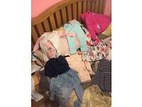 Toddler Girls Clothing 18mths to 2-3 yrs