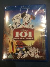 101 Dalmations Blu-Ray DVD