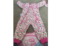 Baby sleeping bag/quilt