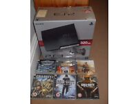 PS3 320gb with 6 games