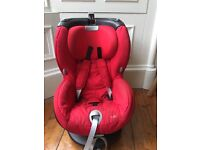 Maxi Cosi Rubi car seat, 9 months to 3.5 years, £40