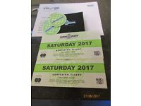 Goodwood Festival of Speed 2 Grandstand tickets for Saturday 1st july